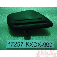 DUCT AIR/C COVER 17257-KXCX-900