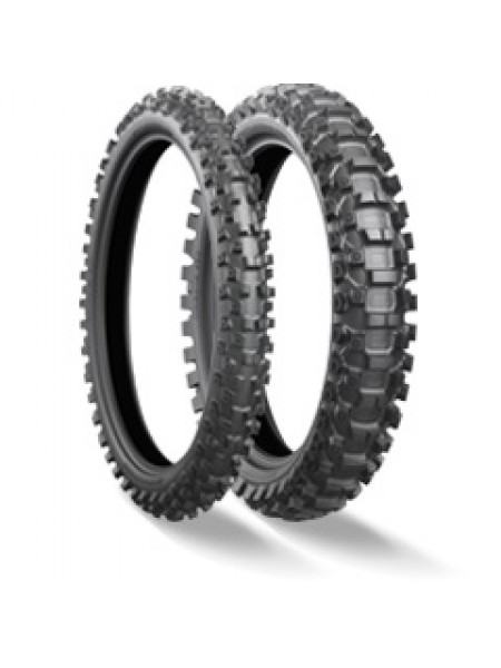 Шина (покрышка) 100/90-19 X20 57M TT NHS задняя DOT 01-24/2019, BRIDGESTONE