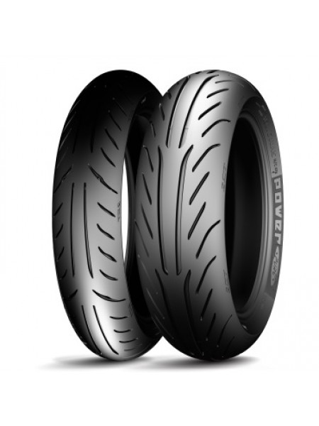 Шина (покрышка) 110/70-12 POWER PURE SC 47L TL M/C передняя DOT 2020, MICHELIN